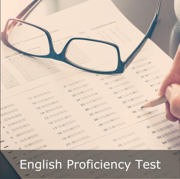 english test 600