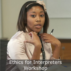 ethics workshop