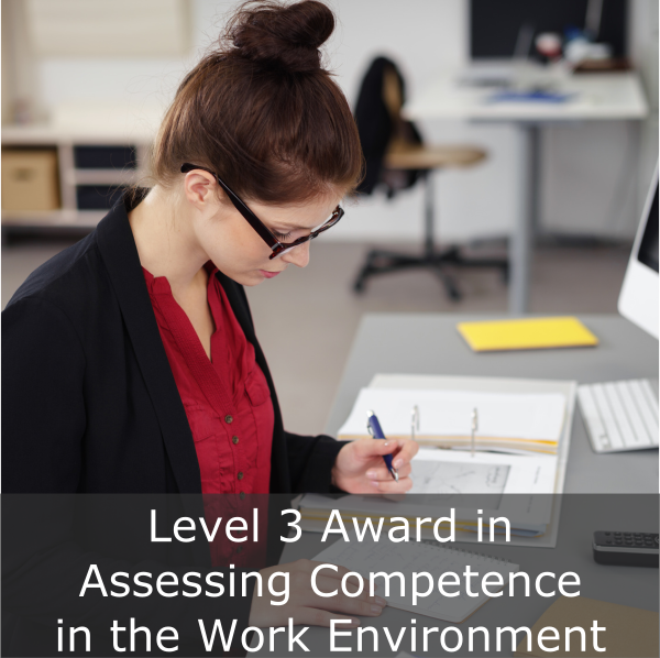 l3 assessor When completed the assessors certificate or award you can gain you work in a variety of sectors according to your specialism and can open up doors to complete the certificate in education and training.
